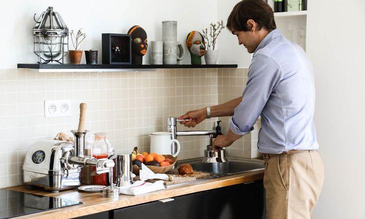 Les 25 meilleures id es de la cat gorie dior home sur for Cuisine 18 mois