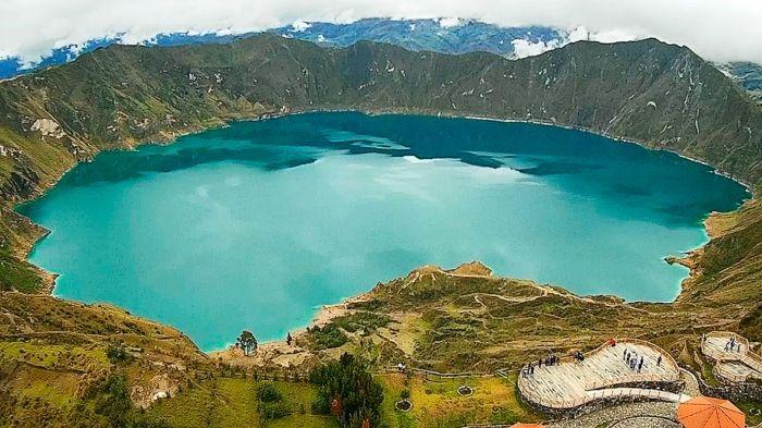Laguna del Quilotoa - Ecuador