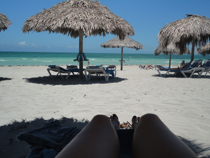 The Paradisus Princesa Del Mar in Varadero, Cuba - what a view!