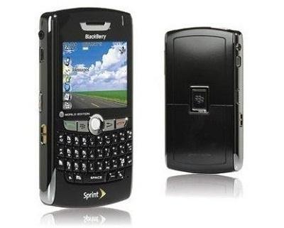 Blackberry 8830 Phone Features