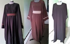 Butterfly Abaya: A Sewing Tutorial    Normally I am not that interested in this style of abaya, but this one looks fantastic, I might just have to make one!