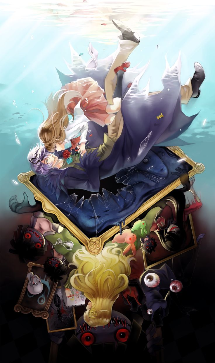 Ib: My favorite rpg-maker game ever. Period. Brilliant story, haunting scenery, memorable characters. Thank god it receives all the love it deserves!