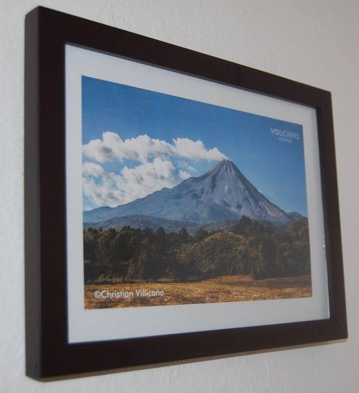Mejores 22 imágenes de Volcan de Colima. Pinturas, cuadros y mas en ...