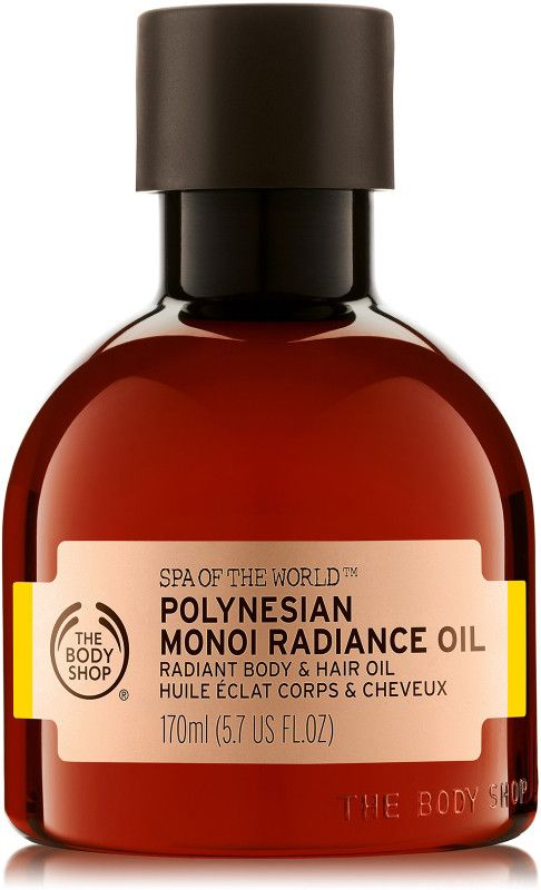 The Body Shop Spa of the World Polynesian Monoi Oil