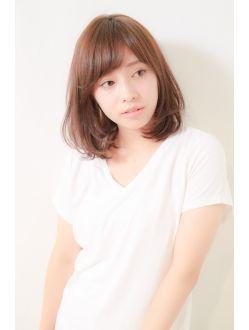 ガーデントウキョウ(GARDEN Tokyo)【GARDEN】愛されうぶバングにノームコアミディ【KOMAKI】