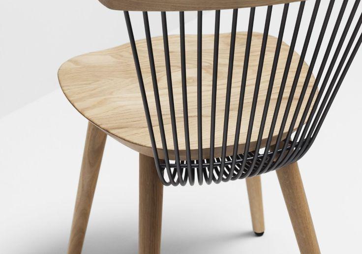 WW chair nouvelle chaise Windsor par le studio Hierve - Blog Esprit Design