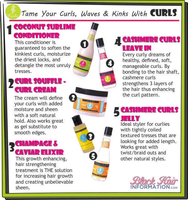 Tame Your Curls, Waves & Kinks With CURLS Hair Products  http://www.blackhairinformation.com/our-newsletters/postcard-tips/tame-your-curls-waves-kinks-with-curls-hair-products-bhi-postcard-tips/
