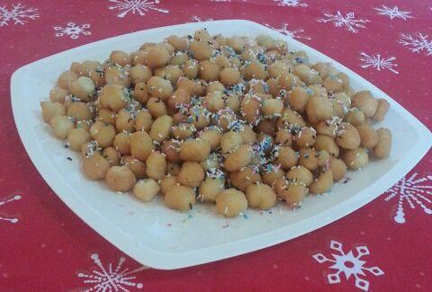 #Struffoli - #dolce di #Natale (con e senza bimby)