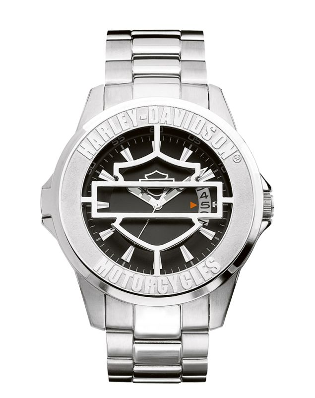 Harley Davidson Watchband Prices - Bulova