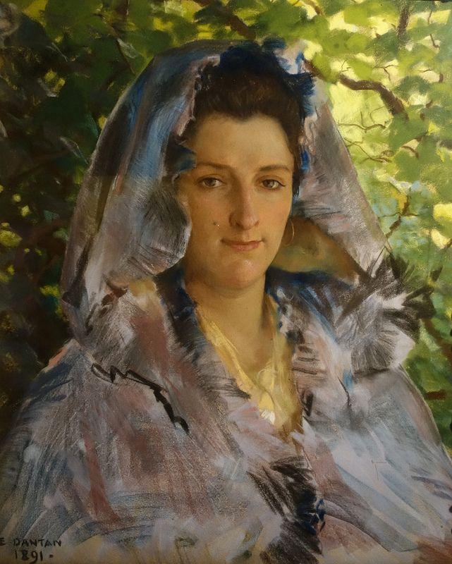 Elisa Dantan (1891)