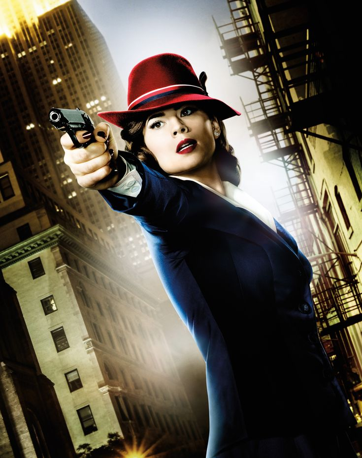 Avant Les Agents du SHIELD. Avant Avengers. Avant Captain America: Le Soldat de l'Hiver. Il y avait Agent Carter. Ne manquez pas la critique de la saison 1.