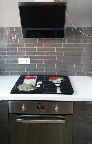 Kitchen Tiles Models 398 best diy customers project decor   smart tiles images on