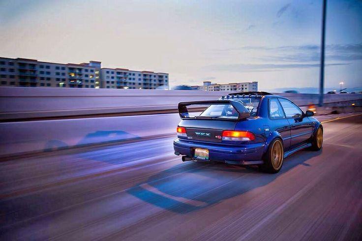 Subaru Impreza RSTI GC8