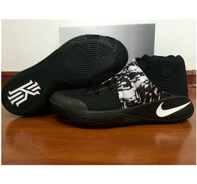 release date c49f6 f0fa5 Nike Kyrie 2 2017 2018 Daily Nike Kyrie Irving 2 Black Shoes ...