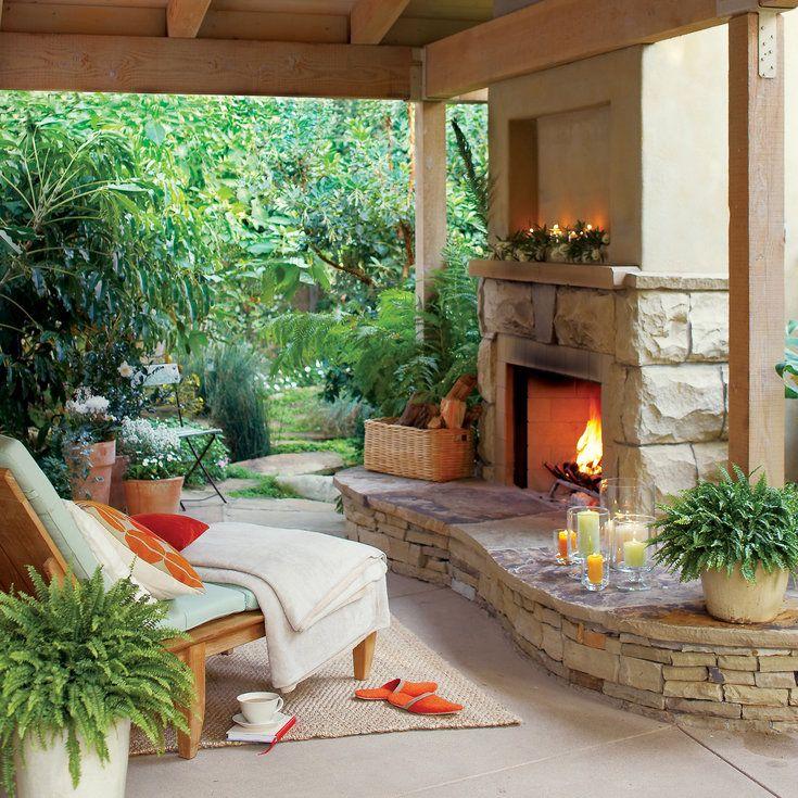 40 Ideas for Patios 14 best Backyard