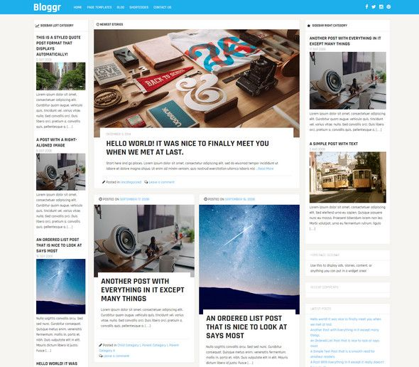 Looking for free Responsive WordPress Magazine Themes ? These free & premium magazine themes released in 2015 will suit your news, magazine styled websites.
