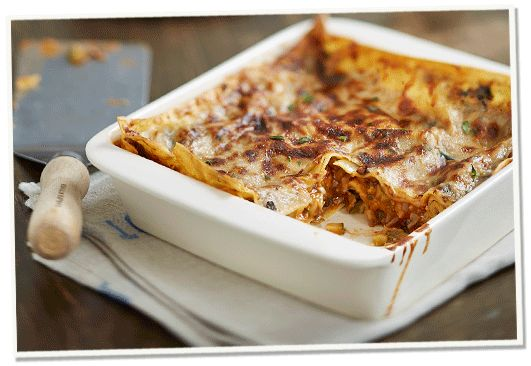 Our classic Vegetable Lasagne is a conventional and delicious meal made easy with our Indulgent Oven Roasted Mushroom Pate.