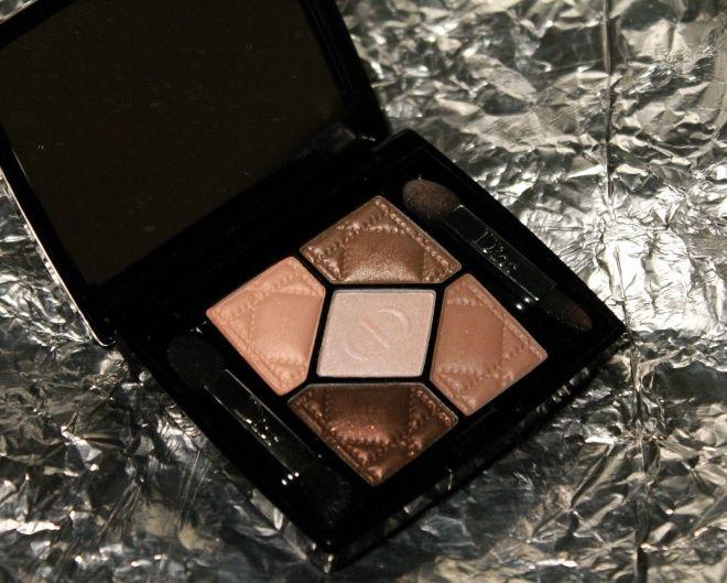 Тени для век Christian Dior 5 couleurs 746 Ambre nuit отзывы — Отзывы о косметике — Косметиста