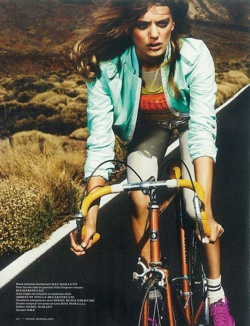 Vogue Netherlands by Paul Bellaart