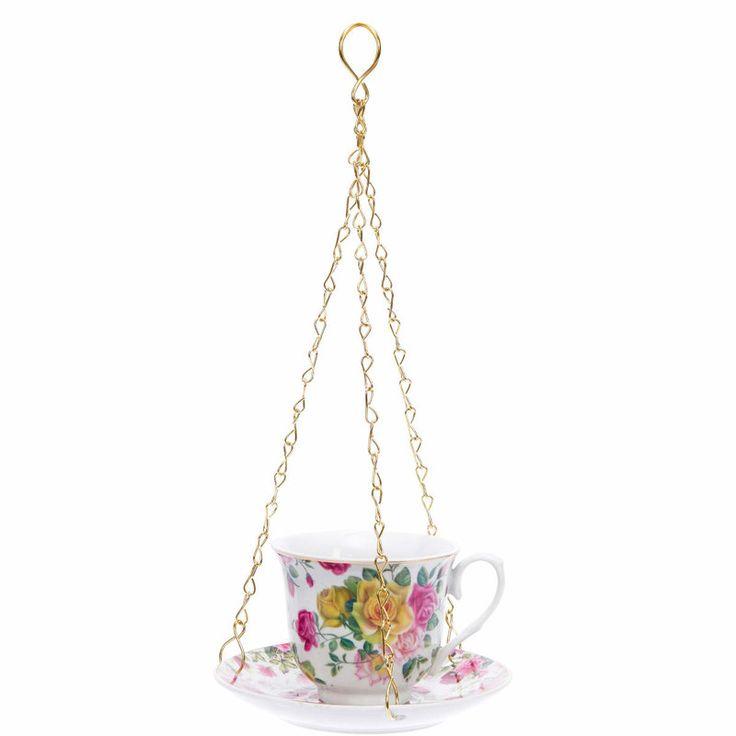 MY CUP OF TEA dekor csésze tartóval