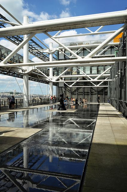Centre Georges Pompidou / Renzo Piano - Richard Rogers   Flickr - Photo Sharing!