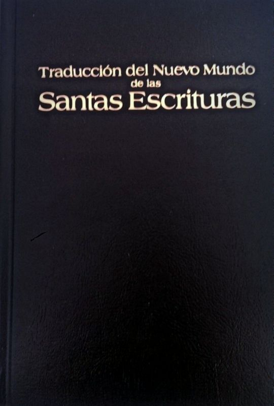 New World Tranlation of the Holy Scriptures HC 1987 Spanlish JW.Org Watchtower