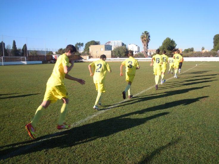 desarrollo deportivo castellón TIMCA FOOTBALL ACADEMY en LA VALL D'UIXÓ, Venecia