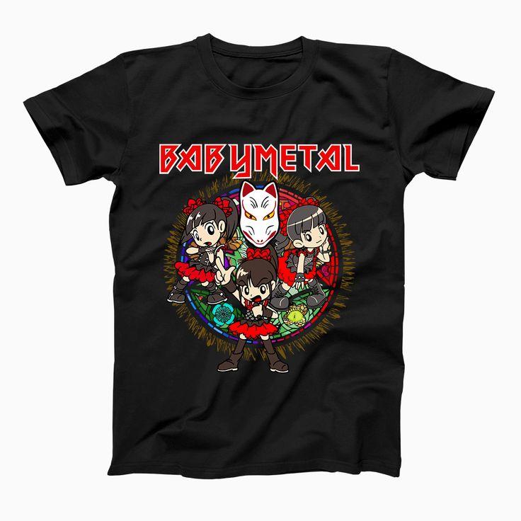 Babymetal Tour T-shirt