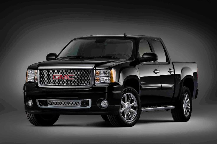 Real nice black colour 2014 GMC Sierra truck