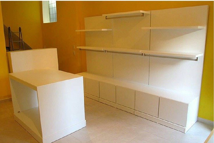 Muebles para exhibir ropa zapatos etc mobiliarios de for Muebles para zapatos baratos
