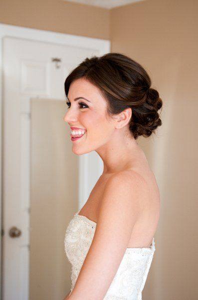 Elegant Updo Wedding Hair Photos & Pictures - WeddingWire.com