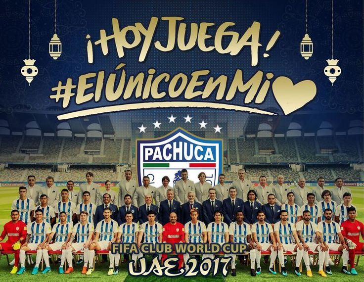 Pachuca vs Wydad, Mundial Clubes 2017 ¡En vivo por internet! - https://webadictos.com/2017/12/09/pachuca-vs-wydad-mundial-clubes-2017/