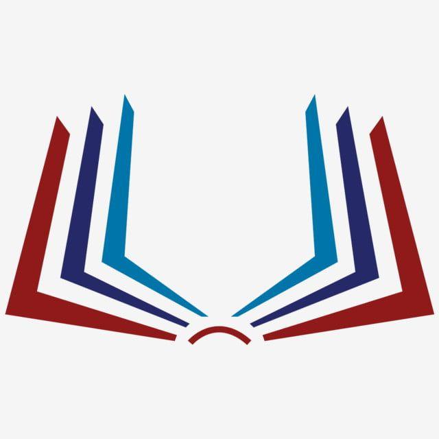 كتاب مفتوح التصميم كتاب افتح قراءة Png والمتجهات للتحميل مجانا Library Logo Book Design Book Logo