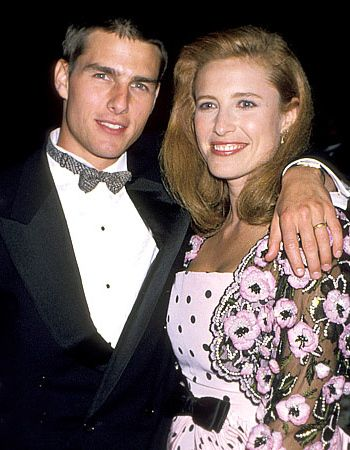 Mimi Rogers wishes ex Tom Cruise!
