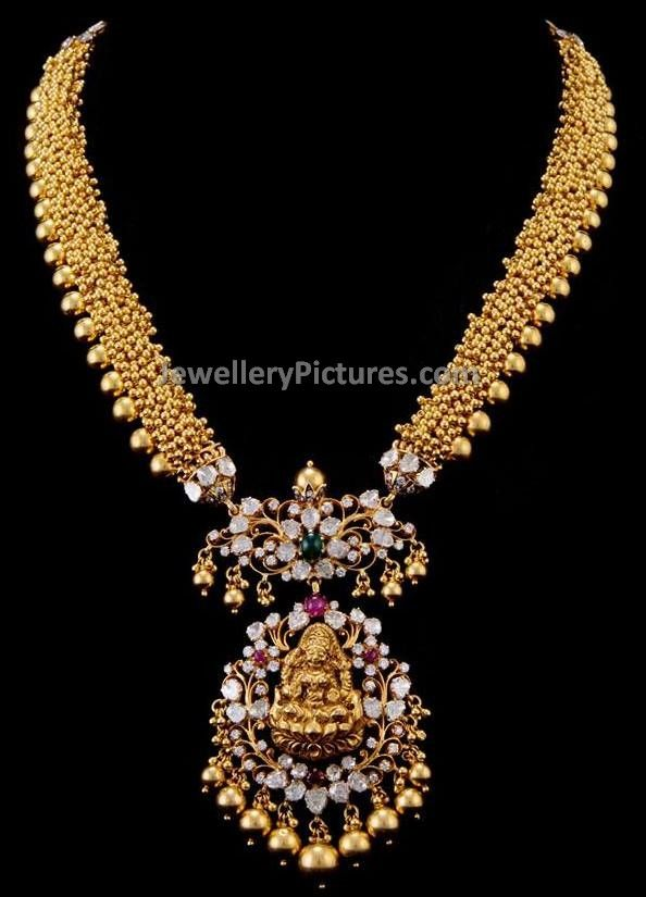 Gold Jewellery - Page 4 of 6 Latest Indian Jewelry - Jewellery Designs