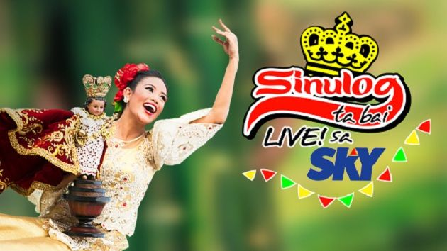 Sinulog 2016 on SKY FREEVIEW