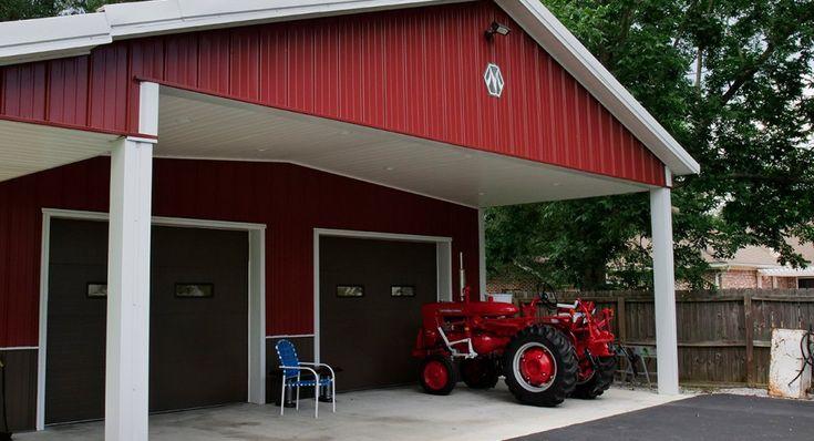 516 Best Hobby Garages Images On Pinterest Morton