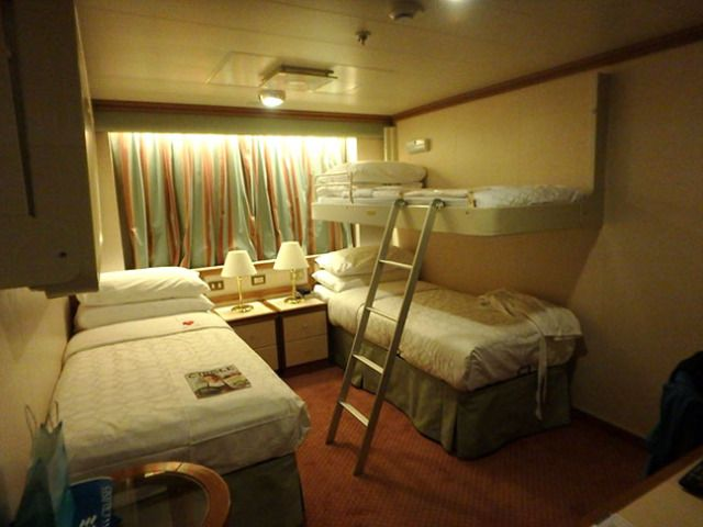 Cruise Ship Cabins on Ruby Princess | Cruise Stories