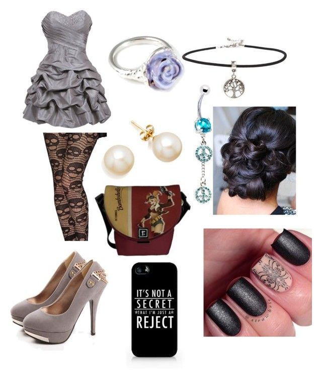 """""""I'm Going To My Sister/BFF's Recital. What should I wear?"""" by rosemarie-lestrange ❤ liked on Polyvore"""