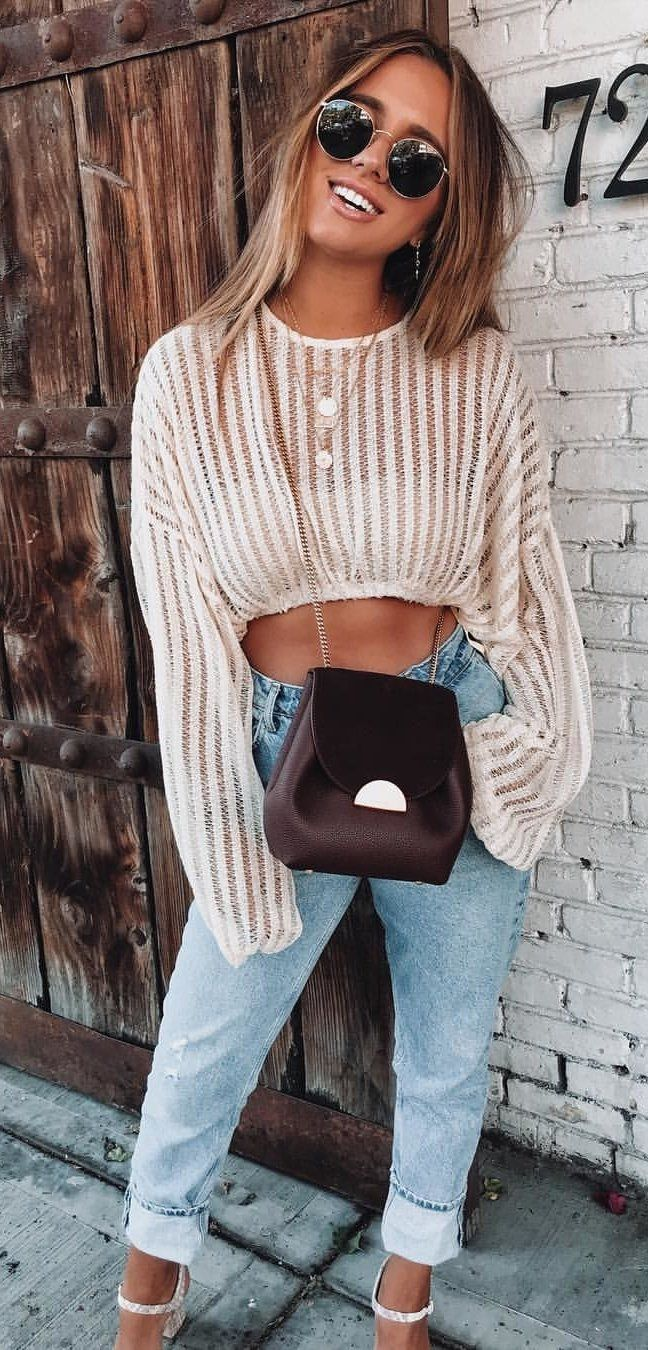 summer outfits with long sleeves 50+ best outfits