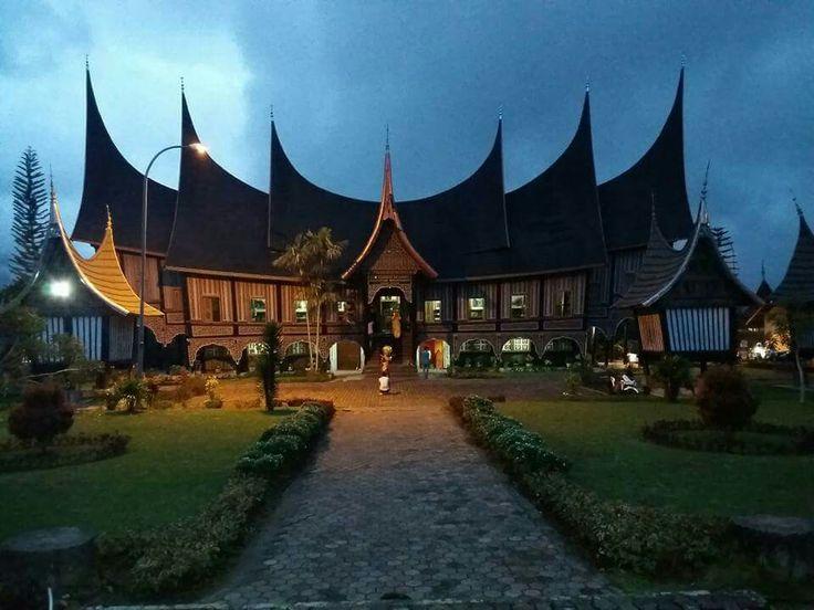 Pusat Dokumentasi Minangkabau, Minangkabau Village