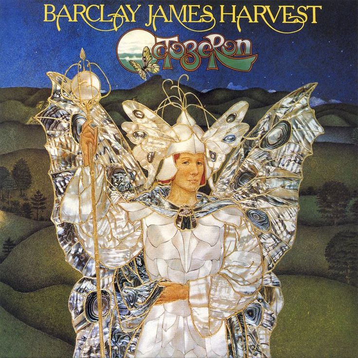 Barclay James Harvest - Octoberon (1976)