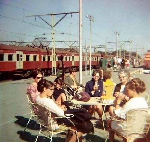 Bellville Station 1968