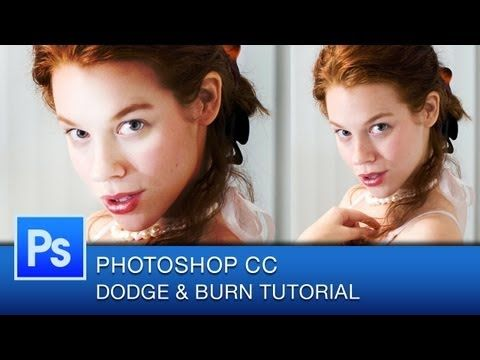▶ Dodge and Burn Photoshop Tutorial | Photoshop CC - YouTube