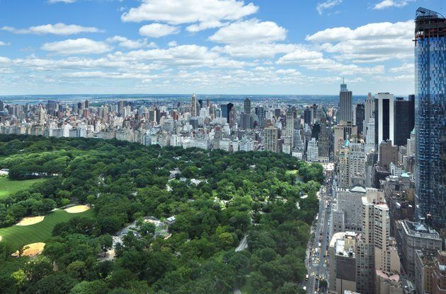 A penthouse overlooking Central Park is the ultimate status symbol for New Yorkers