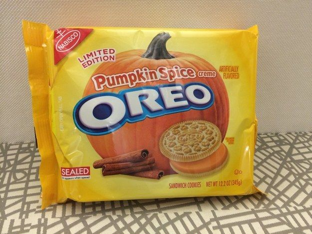 I got Pumpkin Spice! Which Limited Edition Oreo Flavor Are You Based On Your Zodiac Sign?