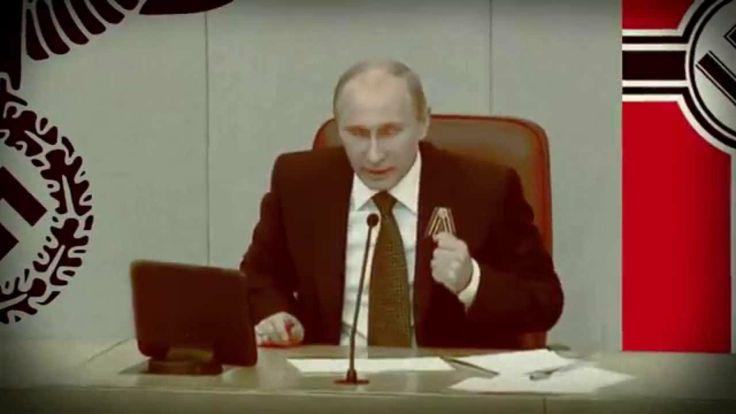 Стыдно быть Русским. Путин в ярости. Запрещенное в России видео