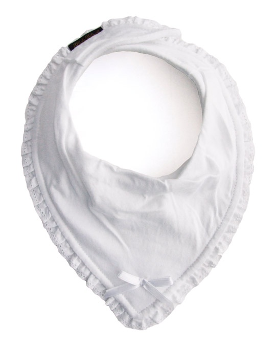 Bavaglino-bandana in cotone organico - BabyLike.it - € 9,00