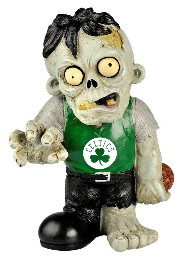 Indianapolis Colts Resin Zombie Figurine