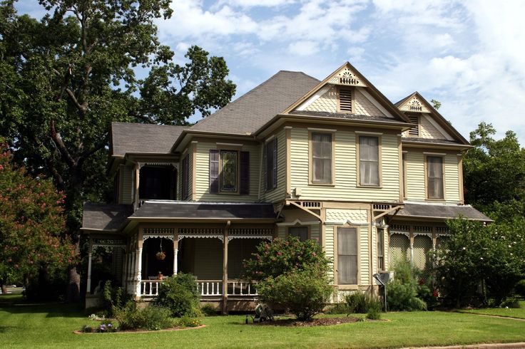The Steele House C 1896 Stick Eastlake Victorian Style